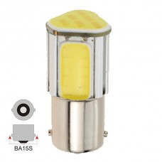 High Intensity LED Single Contact Pure White